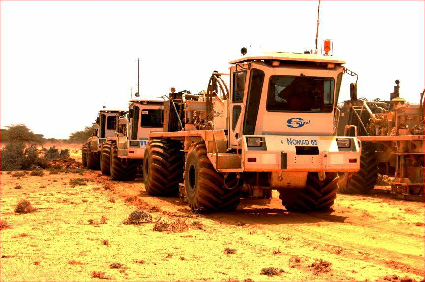 Shirkadda Genel Energy oo Shaacisay Xiliga Somaliland Laga soo Saarayo Shiidaalka