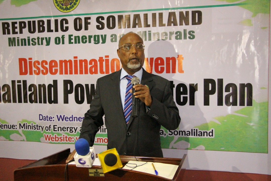 Somaliland Electricity Access Project Launched