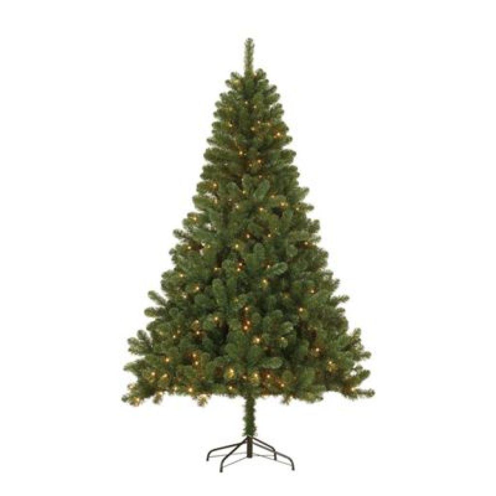 Weihnachtsbaum PAUL von MÖMAX 155 cm hoch mit LED-Beleuchtung - nur 69,90€