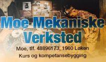 Moe Mekaniske Verksted logo