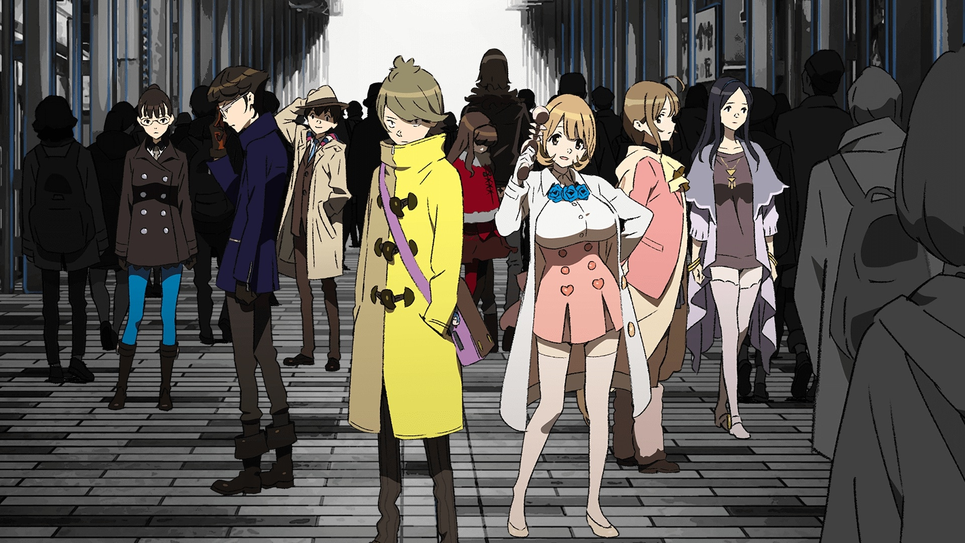 Occultic;Nine Sub Indo