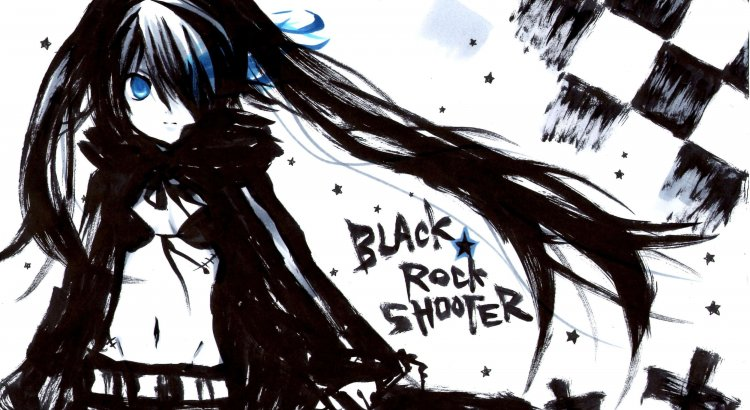 Black★Rock Shooter (TV) Sub Indo