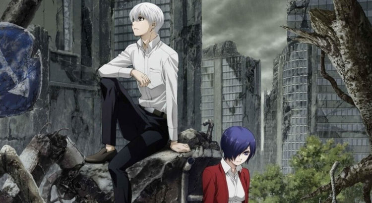 Tokyo Ghoul:re 2nd Season Sub Indo