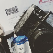 traveling holga
