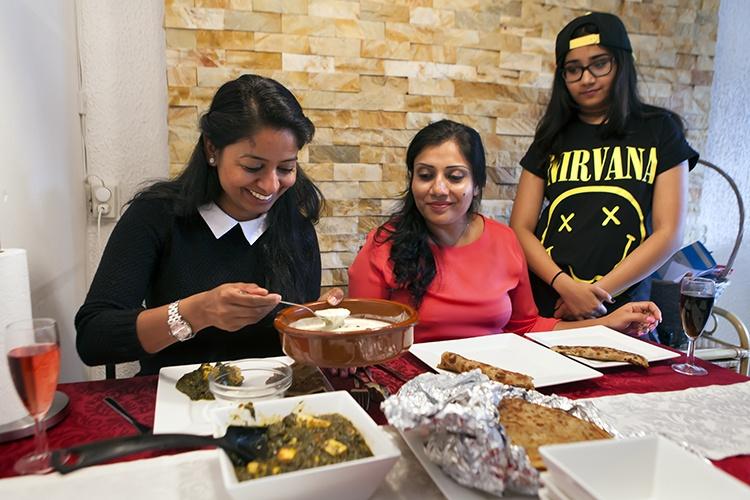 De Indiaase keuken van Neelam