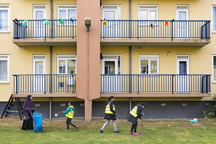 MijnMoerwijk Magazine Kids Crownies - Prikken voor de punten en een schone wijk