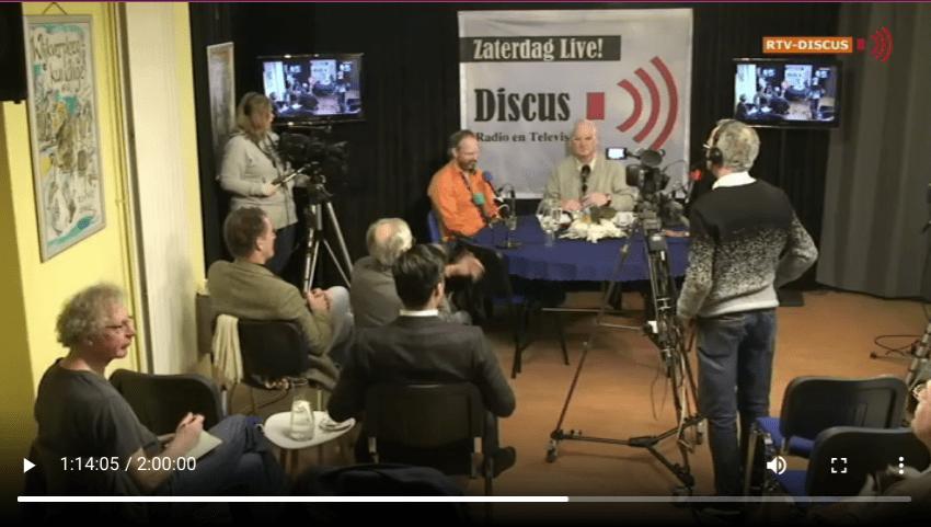 Buurttalent bij RTV Discus Zaterdag Live in de uitzending