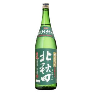 北鹿 特別純米 北秋田 1800ml