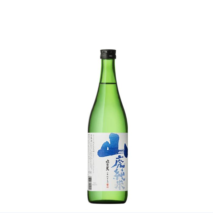 飛良泉限定 山廃純米生酒 ホワイトラベル 720ml