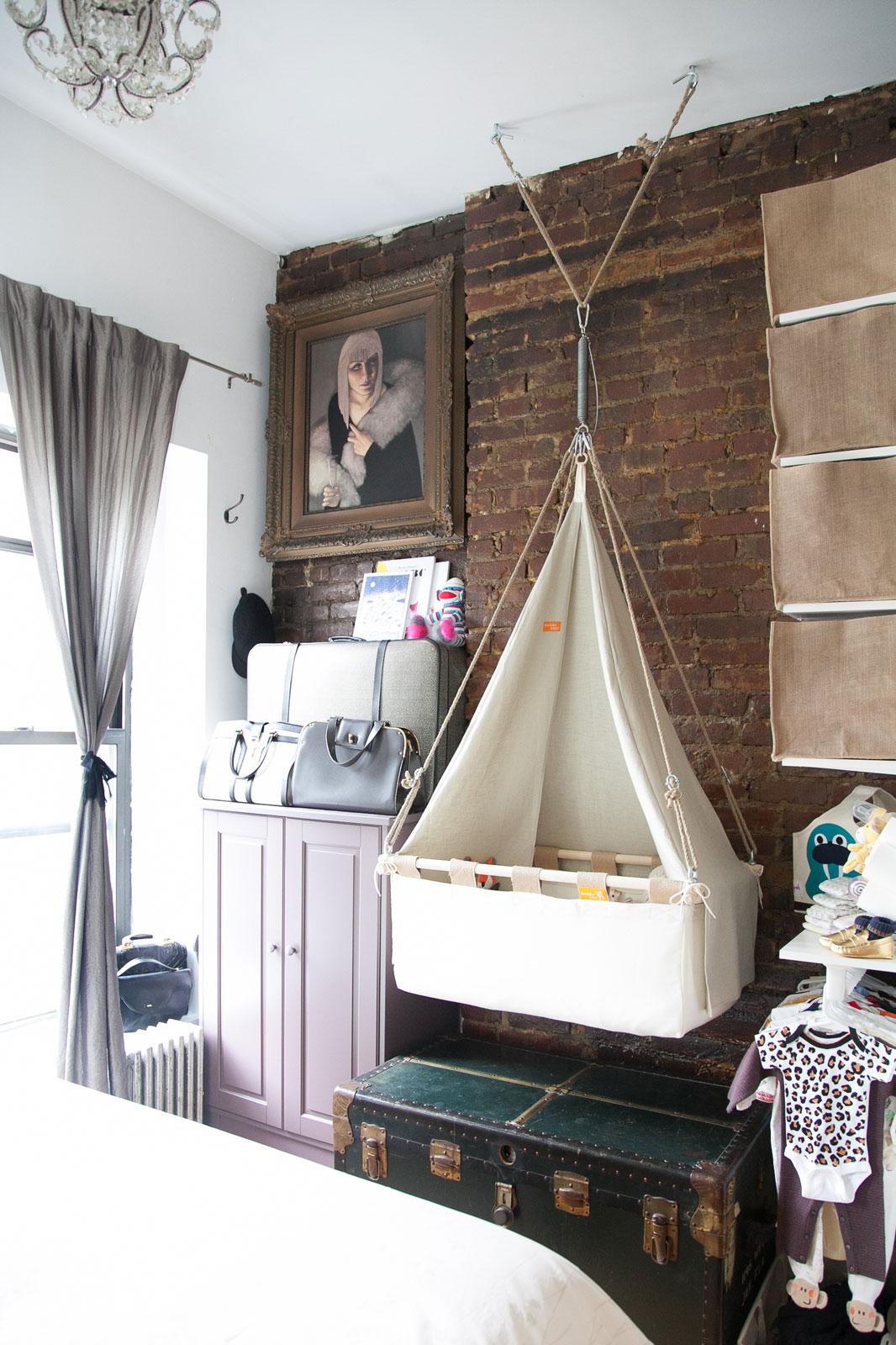 Klein maar fijn vijf tips voor kleine babykamers  Moes