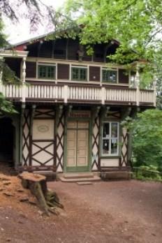 Schweizer Haus Forstbotanischer Garten Tharandt