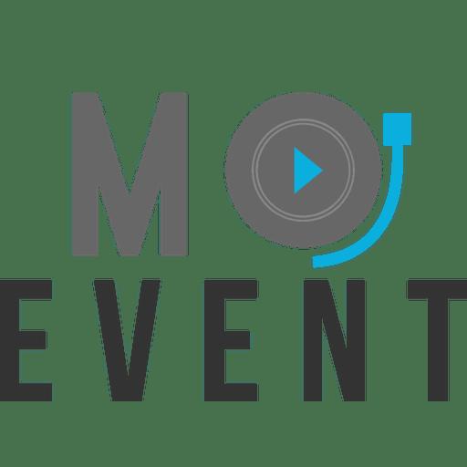 Mo-Event DJ Logo