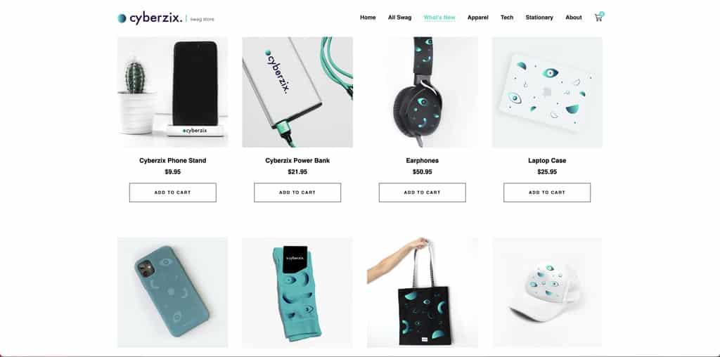 webshop løsninger fashionista