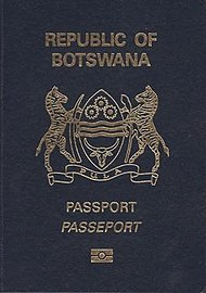 Brexit Botswana Passport