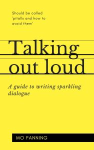 Talking out Loud by Mo Fanning