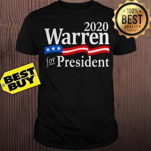 Warren for President 2020 Elections Campaign shirt