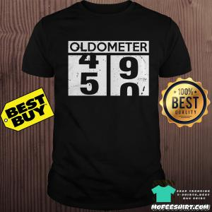 Official Oldometer 4590 shirt