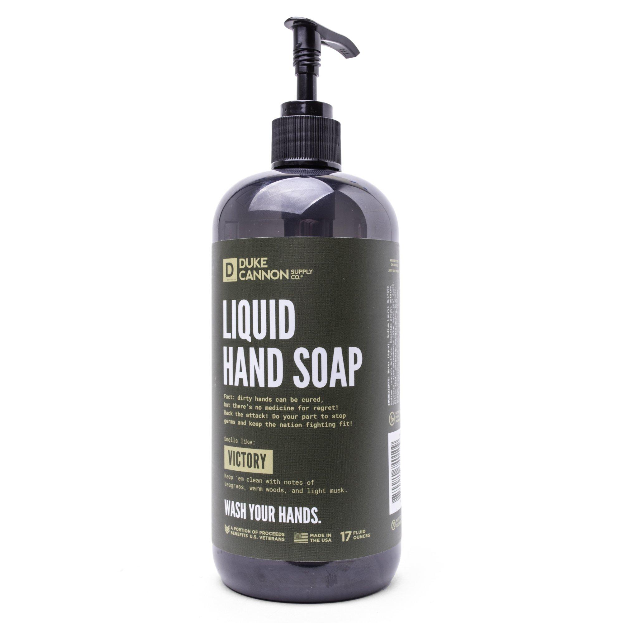 Liquid Hand Soap-Victory