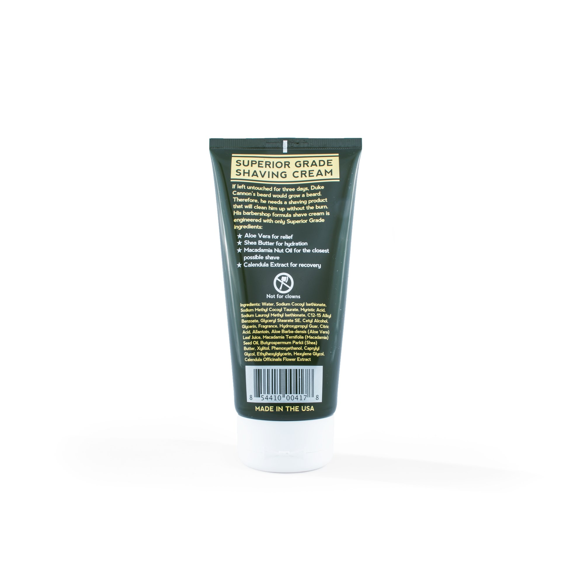 Superior Grade Shaving Cream