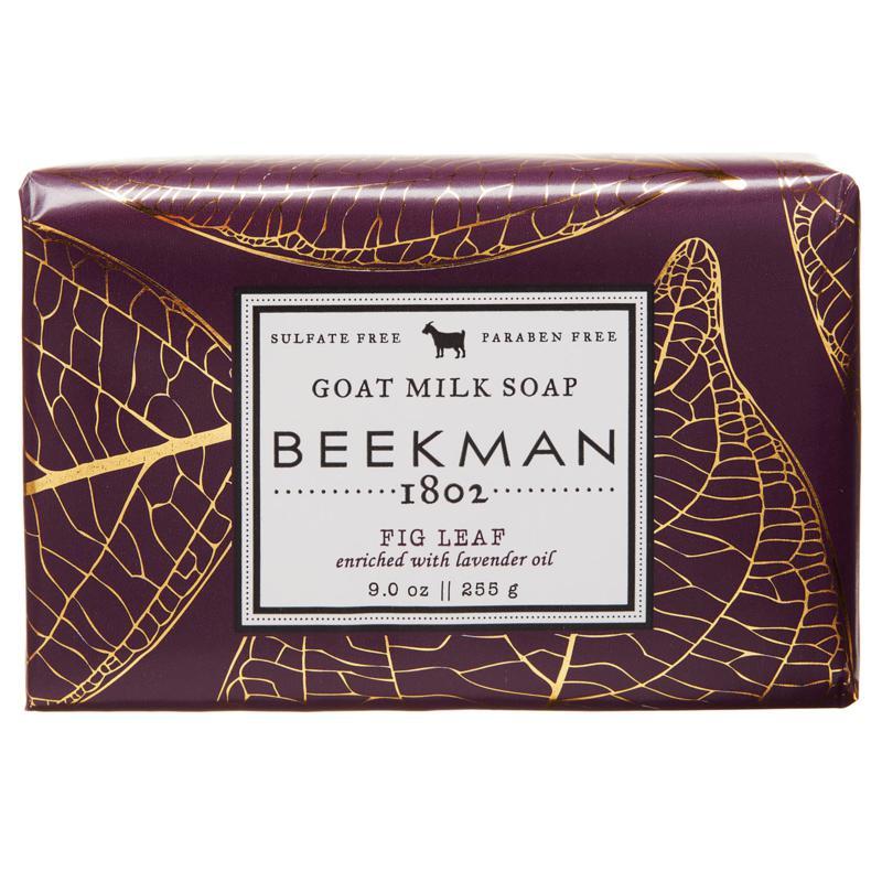 Bar Soap Fig Leaf