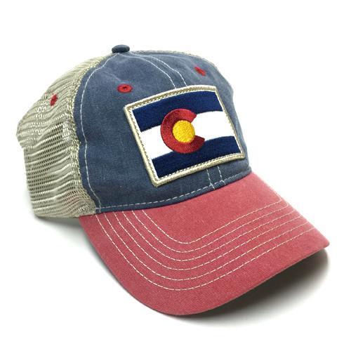 Vintage Denim-Trucker Hat Kids