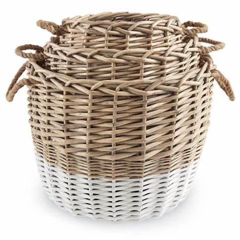 Basket-Dual Tone Large
