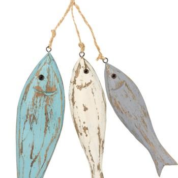 Hanging Decor-Fish Trio