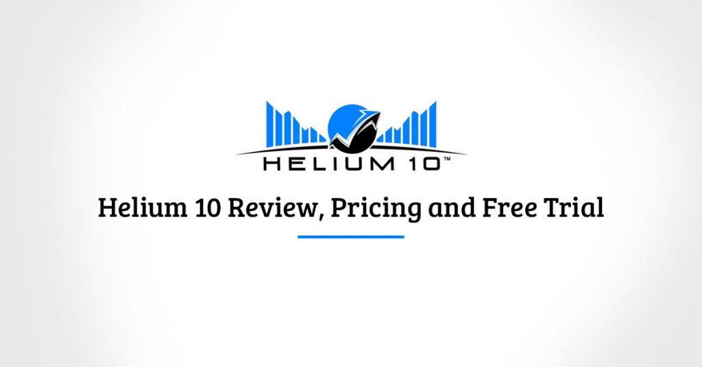 helium 10 review
