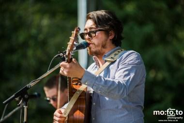 JP Hoe at Wapiti Festival 2014- 9th August 2014