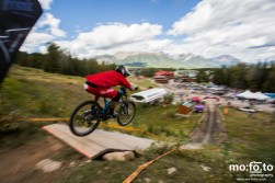 BC Cup Finals Day at Fernie Alpine Resort - 31st August 2014