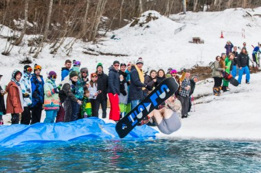 Hakuba Splash Jam - 20th March 2016