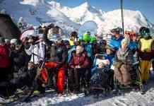 Barrierefreies Skifahren, Kühtai, Mogasi, Alpengaudi