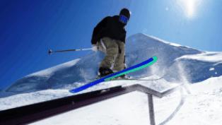 Skiing, MessyWeekend, MOGASI