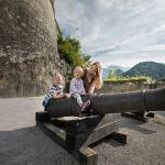 Festung Kufstein, Familie, Kanone, Mogasi