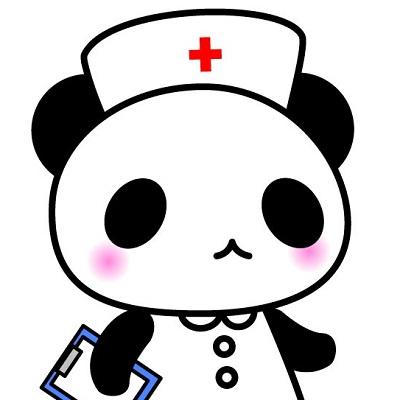 パンダ 看護婦