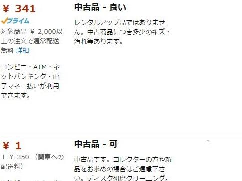 Amazon FBA 配送料