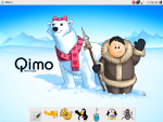 Qimo – Ubuntuベースの軽量・子ども向けOS。知育アプリもインストール済み♪(※でも非推奨)
