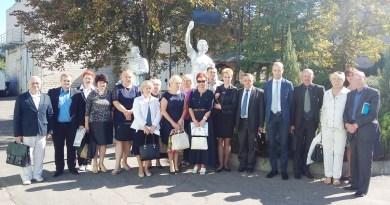 Семинар-учёба Могилёвской областной организации Белорусского профсоюза работников местной промышленности и коммунально-бытовых предприятий