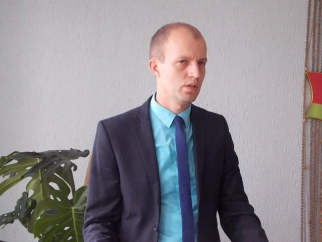 Семинар-учёба Могилёвской областной организации Белорусского профсоюза работников местной промышленности и коммунально-бытовых предприятий Жуйков Паве Анатольевич