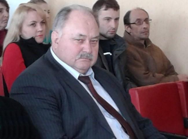 Конференция по подведению итогов выполнения Коллективного договора в 2016 году. Юрий Алексеевич Корж