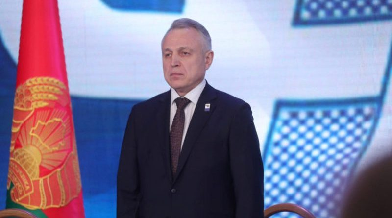 Михаил ОРДА избран Председателем Федерации профсоюзов Беларуси