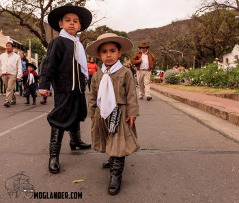 Young Argentinian Gaucho's