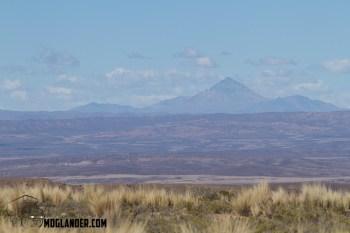 First view towards Salar de Uyuni