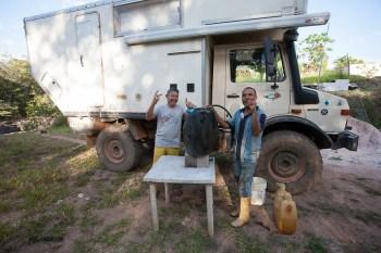 Bootleg diesel in Venezuela, not always worth it