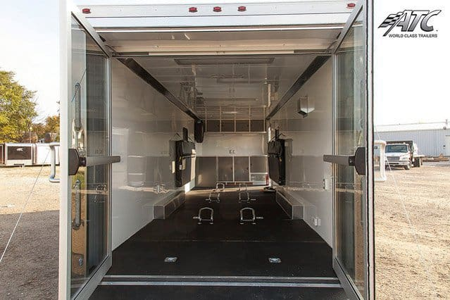 kitchen cabinets sizes design gallery custom motorcycle trailer with living quarters | mo great ...