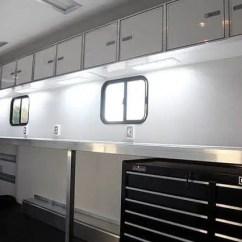 Kitchen Cabinets Sizes Beautiful Aluminum Gooseneck Cargo Trailer | Mo Great Dane Trailers