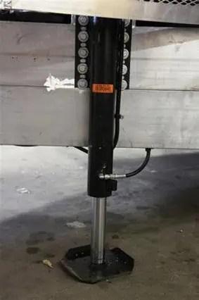 types of flooring for kitchen ebay sinks trailer options - gooseneck 5th wheel mo great dane trailers