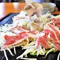 羊ヶ丘レストハウス/札幌市/ジューシー柔らかジンギスカンランチ♪オリジナル鍋で焼き上げる生ラム&えぞ鹿肉の旨さ