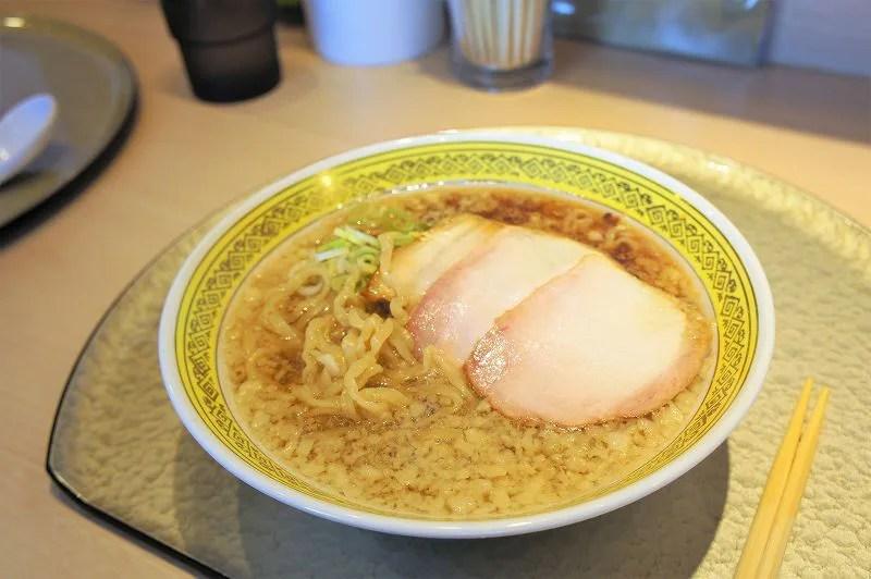 RAMEN RS 改(ラーメンアールエスかい)/札幌市