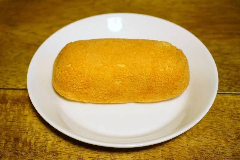 六花亭のSEA-FORM CAKE(シーフォームケーキ)カスタードの中身